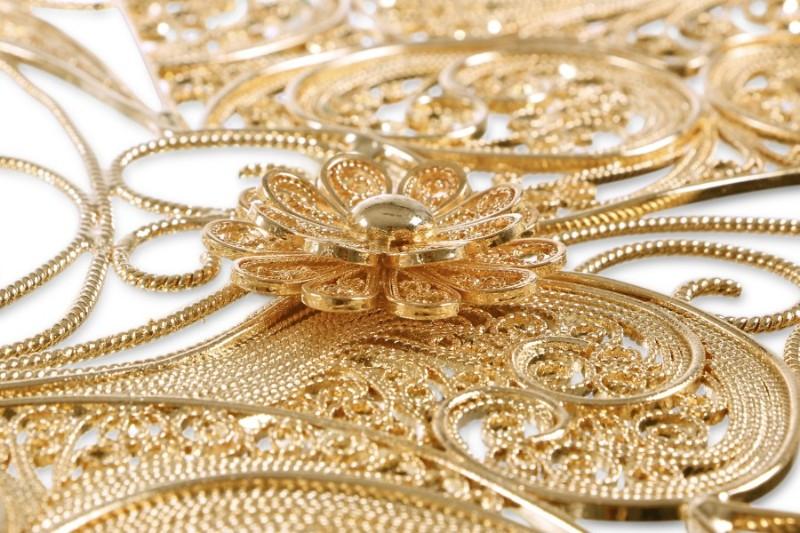 filigree filigree Must See The Design and Craftsmanship Testimony: Filigree Jewelry P  g