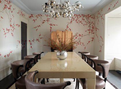Inside Rafael De Cárdenas Design Project: Glebe Place Residence