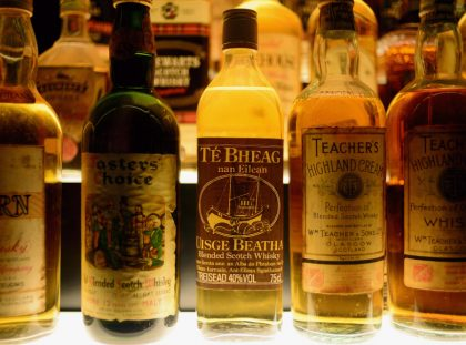 Scotland's Finest: Scotch Whisky Tasting At Hyde Bar