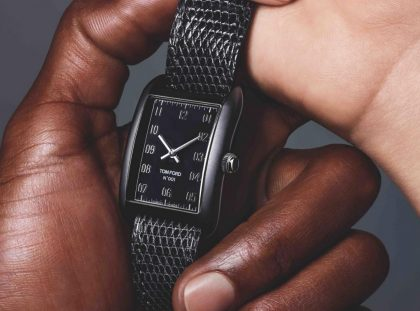 Most-Wanted Tom Ford's Watch Collection