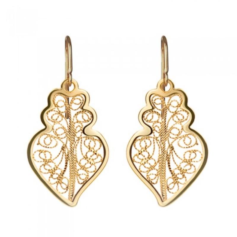filigree Must See The Design and Craftsmanship Testimony: Filigree Jewelry brincos filigree e1410 d omnia