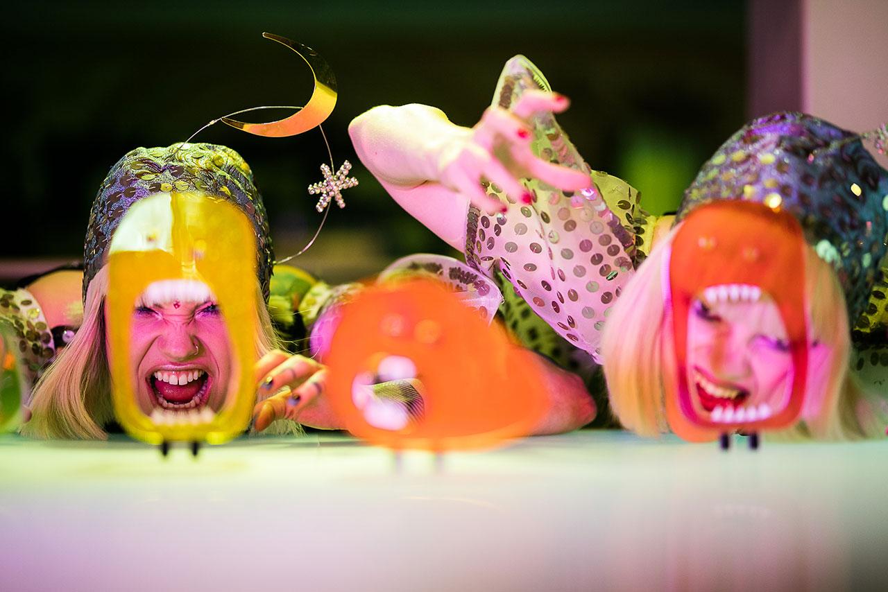 lasvit Monster Cabaret, A Phantasmagorical Show by Lasvit f18 lasvit monster cabaret milan teatro gerolamo bhsd by maarten baas yatzer