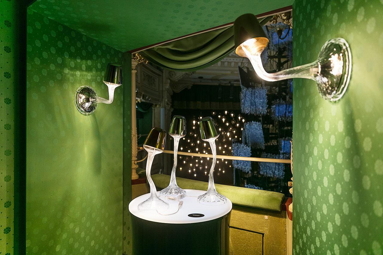 lasvit Monster Cabaret, A Phantasmagorical Show by Lasvit f7 lasvit monster cabaret milan teatro gerolamo yatzer