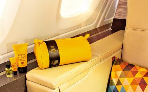 ACQUA DI PARMA ACQUA DI PARMA Exclusive Partnership with Etihad Airways Etihad Airways launches major new partnership with ACQUA DI PARMA 6     480x300
