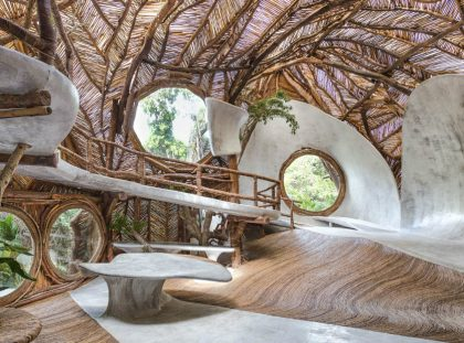 Take a Look at This Contemporary Art Gallery in Tulum, Mexico