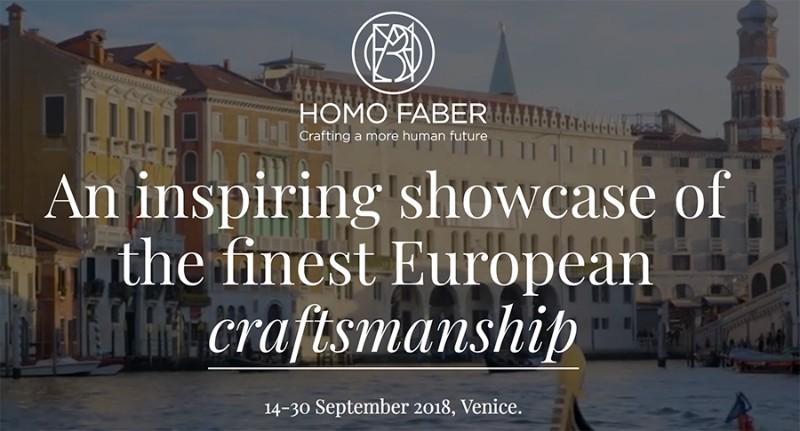 homo faber homo faber Presenting Homo Faber, a Unique Craftsmanship Event in Venice Presenting Homo Faber a Unique Craftsmanship Event in Venice 2