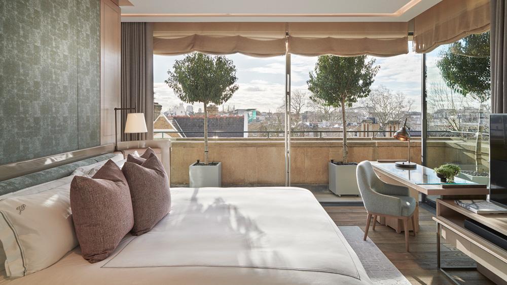 suites Top 6 Most Luxury Suites in Europe to Explore This Summer berkeley grand pavilion suite the berkeley 10