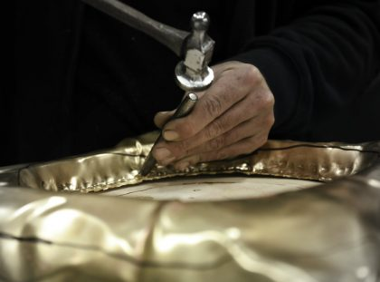 The Art Of Metal Work Behind Luxury Furniture