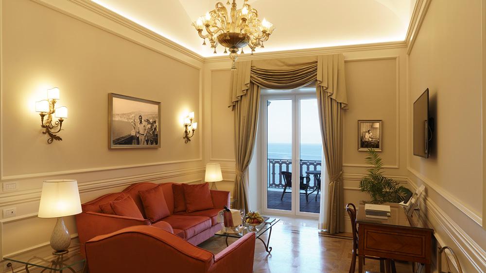 suites suites Top 6 Most Luxury Suites in Europe to Explore This Summer grand suite avanti sitting room
