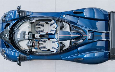 pagani Pagani's Zonda HP Barchetta: The World's Most Expensive New Car zonda hp barchetta 3 480x300