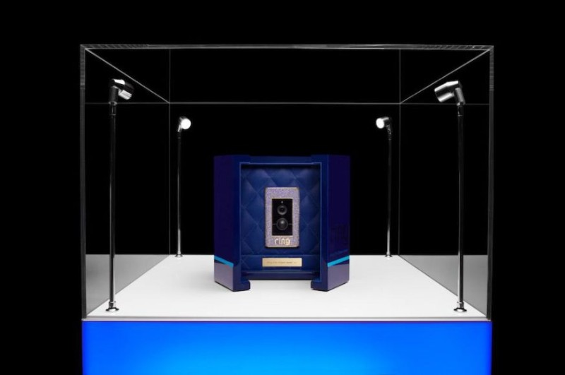 Limited Edition: World's Most Smart Doorbell Smart Doorbell Limited Edition: World's Most Smart Doorbell Limited Edition World   s Most Expensive Doorbell 2