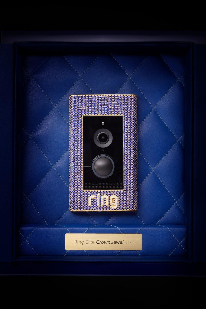 Limited Edition: World's Most Smart Doorbell Smart Doorbell Limited Edition: World's Most Smart Doorbell Limited Edition World   s Most Expensive Doorbell 3
