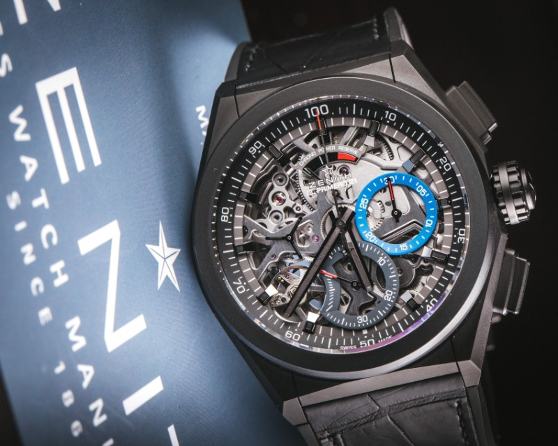 Zenith Watches' New DEFY Collection