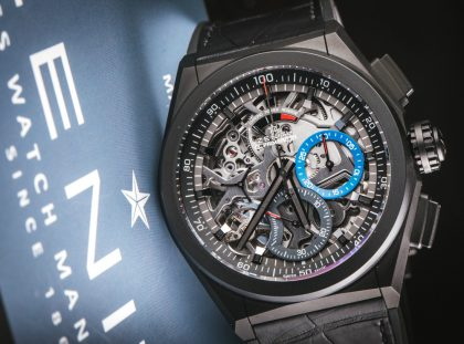 Zenith Watches' New DEFY Collection Zenith Watches Zenith Watches' New DEFY Collection Zenith Watches New DEFY Collection 4 cover 420x311