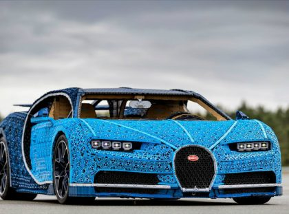 Meet The Coolest (And Slowest) Bugatti Ever