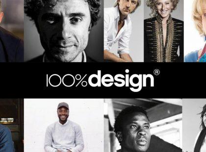 London Design Festival: 100% Design