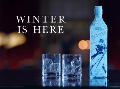 The Game of Thrones inspired whiskey by Johnnie Walker