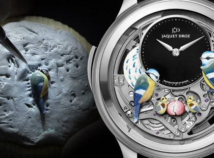 Discover These Unique Watches Inspired by Nature