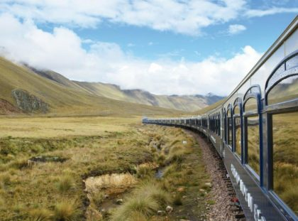 From private jets to trains – The experiences offered by luxury hotels