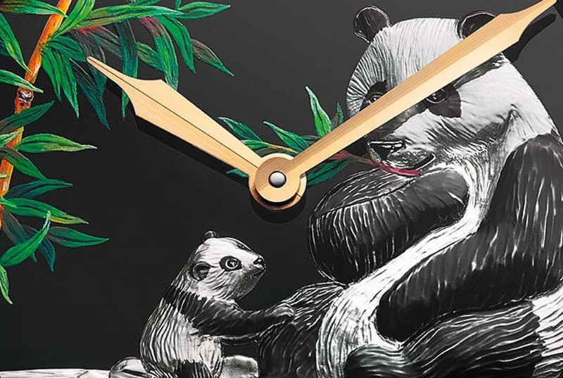 unique watches Discover These Unique Watches Inspired by Nature hm panda