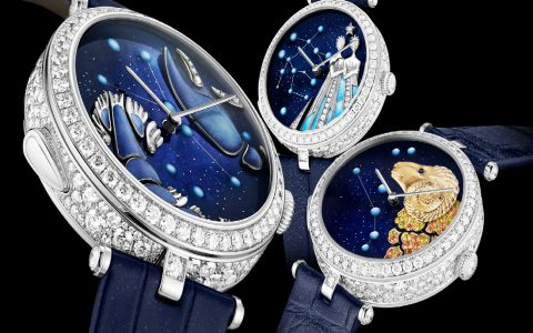 Luxury Watches Limited Edition: Luxury Watches Inspired By The Zodiac Featured 480x300