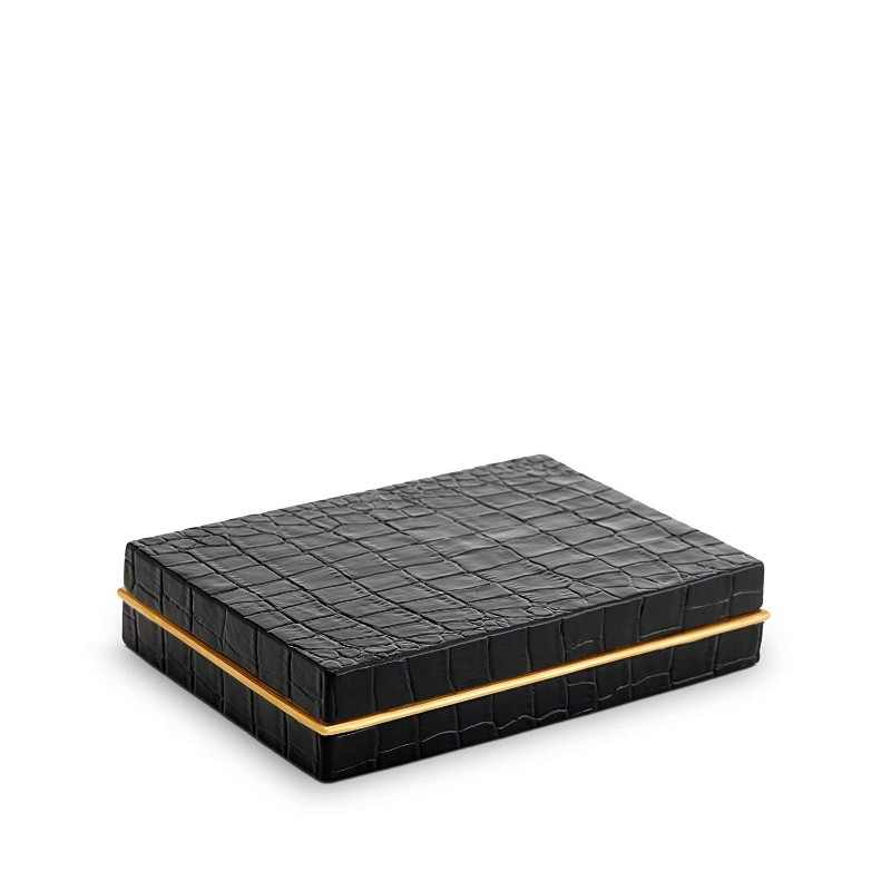 Luxury Design L'Objet Crocodile Box | Luxury Design Playing Cards L   Objet Crocodile Box Luxury Design Playing Cards 2