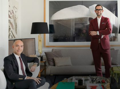 Oitoemponto - Two of The Best Interior Designers from Portugal