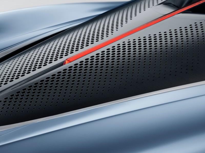 The Mclaren A Momentous of Art, Technology and Velocity | The Mclaren mclaren speedtail hypercar designboom 14