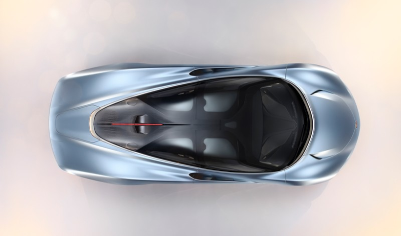 The Mclaren A Momentous of Art, Technology and Velocity | The Mclaren mclaren speedtail hypercar designboom 2