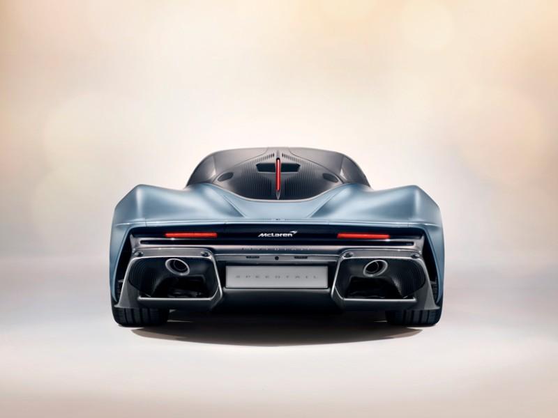 The Mclaren A Momentous of Art, Technology and Velocity | The Mclaren mclaren speedtail hypercar designboom 4