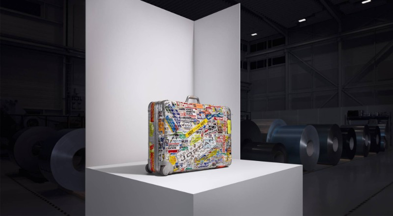 Rimowa Re-Introduces Their Iconic Aluminum Case with Karl Lagerfeld rimowa Rimowa Re-Introduces Their Iconic Aluminum Case with Karl Lagerfeld RIMOWA Re Introduces Their Iconic Aluminum Case with Karl Lagerfeld 1