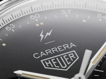 TAG Heuer Drops Limited Edition Carrera Heuer 02