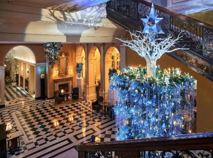 The Most Unusual Christmas Trees With A Unique Design