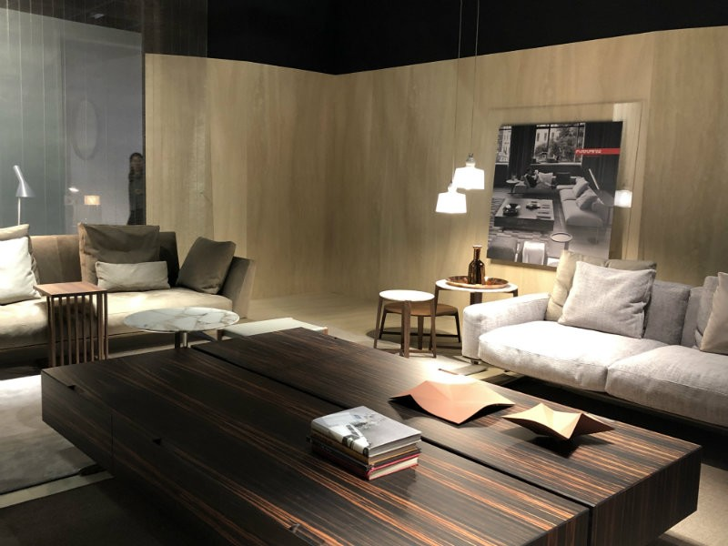 Design Highlights from the IMM 2019 Cologne imm 2019 Design Highlights from the IMM 2019 Cologne Flexform 4 1