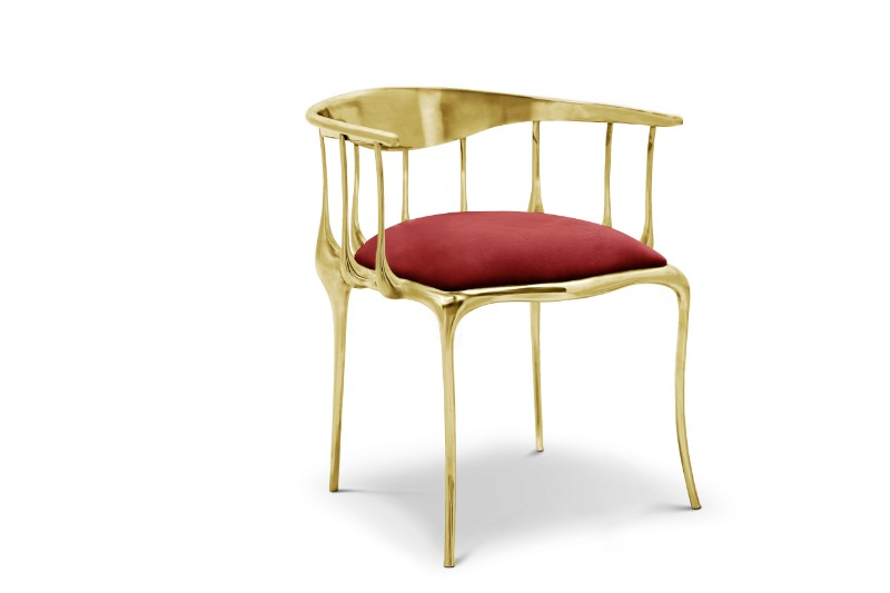 IMM Discover the Most Stunning Furniture Pieces by Boca do Lobo at IMM N  11 Chair by Boca do Lobo