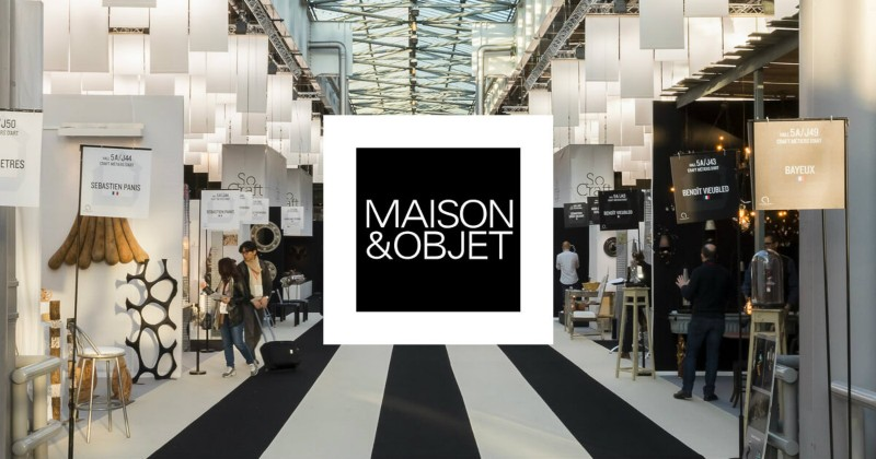 Paris Exclusive Design Guide For Maison et Objet 2019 Maison et Objet Paris Exclusive Design Guide For Maison et Objet 2019 Paris Exclusive Design Guide For Maison et Objet 2019 2
