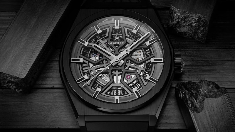 The New Exclusive Design Watch by Zenith – A Black Ceramic Timepiece exclusive design The New Exclusive Design Watch by Zenith – A Black Ceramic Timepiece The New Exclusive Design Watch by Zenith     A Black Ceramic Timepiece 1