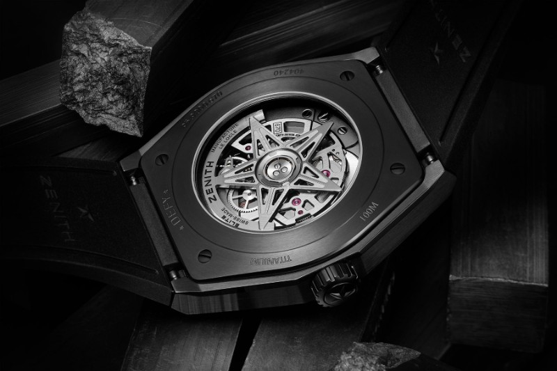 The New Exclusive Design Watch by Zenith – A Black Ceramic Timepiece exclusive design The New Exclusive Design Watch by Zenith – A Black Ceramic Timepiece The New Exclusive Design Watch by Zenith     A Black Ceramic Timepiece 2