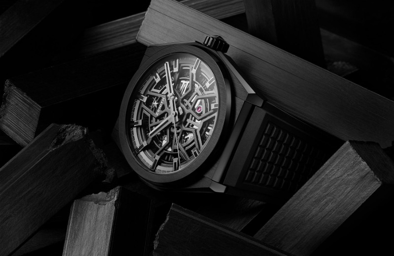 The New Exclusive Design Watch by Zenith – A Black Ceramic Timepiece exclusive design The New Exclusive Design Watch by Zenith – A Black Ceramic Timepiece The New Exclusive Design Watch by Zenith     A Black Ceramic Timepiece 3