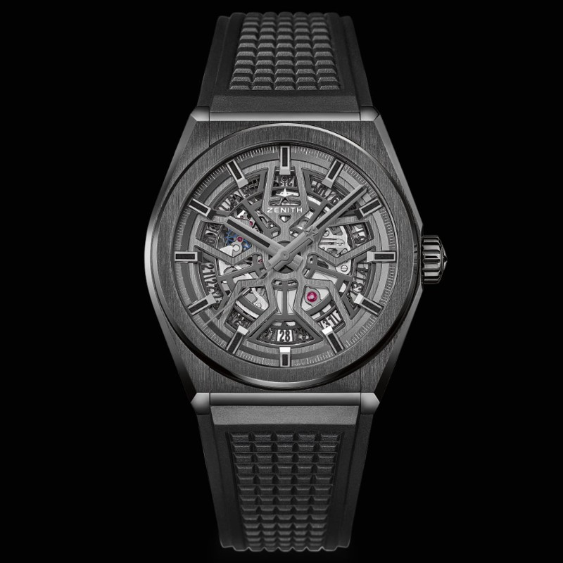 exclusive design The New Exclusive Design Watch by Zenith – A Black Ceramic Timepiece The New Exclusive Design Watch by Zenith     A Black Ceramic Timepiece 6