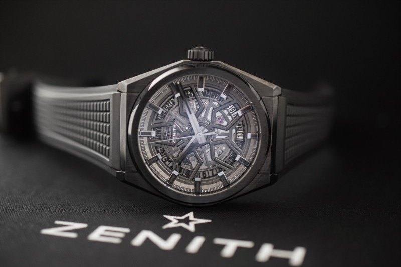 The New Exclusive Design Watch by Zenith – A Black Ceramic Timepiece exclusive design The New Exclusive Design Watch by Zenith – A Black Ceramic Timepiece The New Exclusive Design Watch by Zenith     A Black Ceramic Timepiece 7