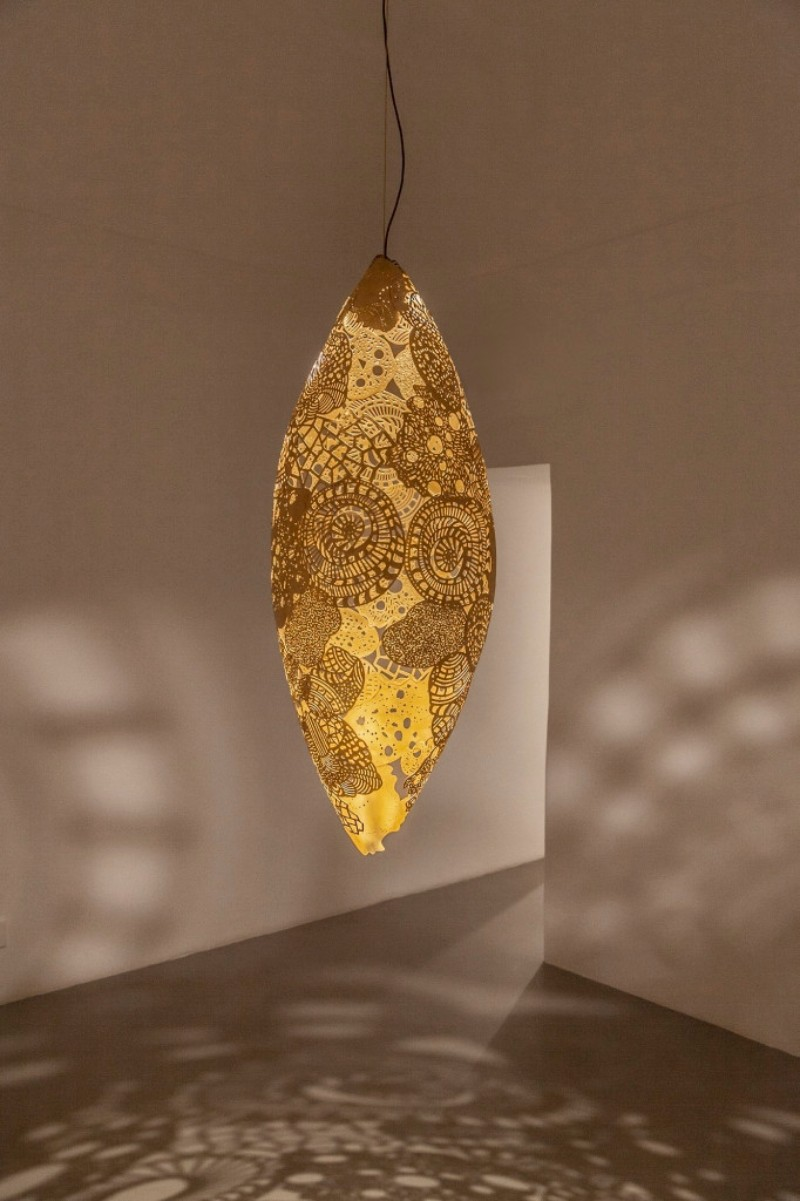 Campana Brothers – A Look at Their Collectible Design Bacteria-Ceiling-Lamp big campana brothers The Best of Collectible Design – Campana Brothers Campana Brothers     A Look at Their Collectible Design Bacteria Ceiling Lamp big
