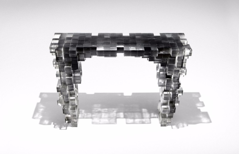 Exclusive Furniture Pieces – The Presenze Console by Studio Nucleo exclusive furniture Exclusive Furniture Pieces – The Presenze Console by Studio Nucleo Exclusive Furniture Pieces     The Presenze Console by Studio Nucleo 3