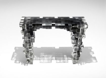 Exclusive Furniture Pieces – The Presenze Console by Studio Nucleo