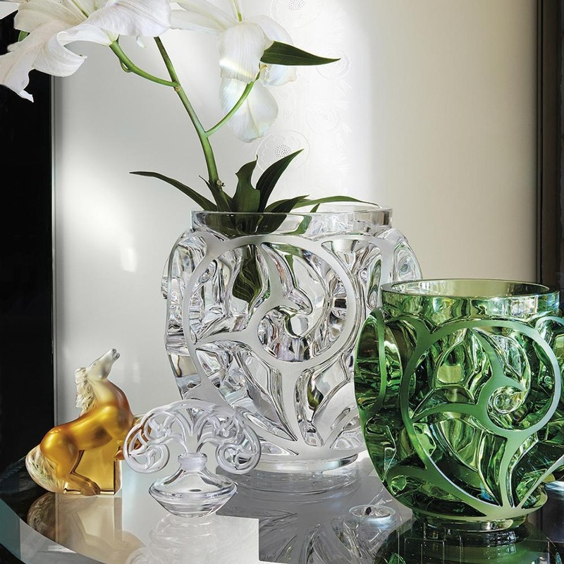 Limited Edition - Tourbillons Vases by René Lalique rené lalique Limited Edition – Tourbillons Vases by René Lalique Limited Edition Tourbillons Vase by Ren   Lalique 1