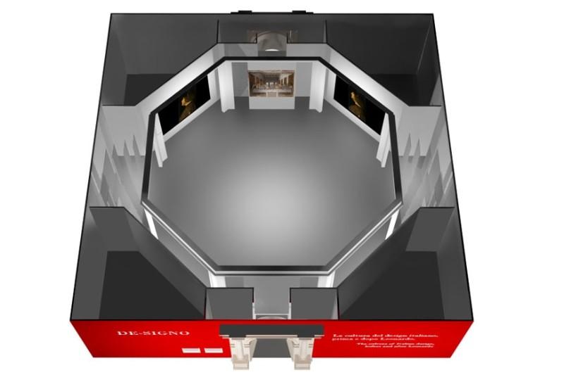 salone del mobile Salone del Mobile 2019 Edition Pays Homage To Leonardo Da Vinci Salone del Mobile 2019 Celebrates Leonardo Da Vinci 5