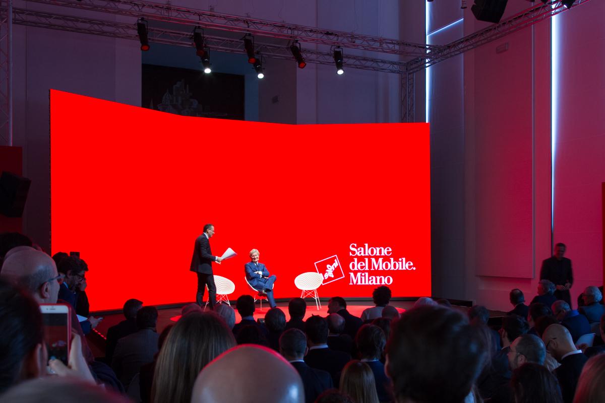 Salone del Mobile 2019 Celebrates Leonardo Da Vinci salone del mobile Salone del Mobile 2019 Edition Pays Homage To Leonardo Da Vinci Salone del Mobile 2019 Celebrates Leonardo Da Vinci 8