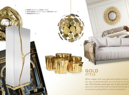 Winter Design Trends – Exclusive Pieces by Boca do Lobo