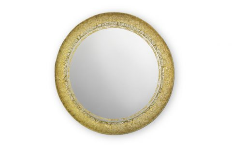 round mirror New Round Mirror by Boca do Lobo – A Notable Craftsmanship Piece feature new round mirror  480x300