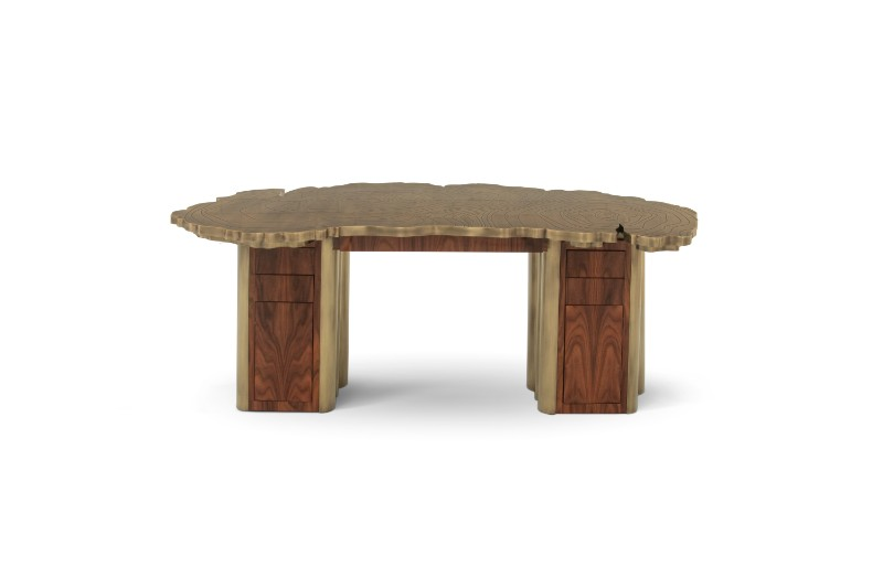 The Essence of Empowerment Through Fortuna Unique Tables Unique Tables The Essence of Empowerment Through Fortuna Unique Tables Fortuna Desk by Boca do Lobo 2